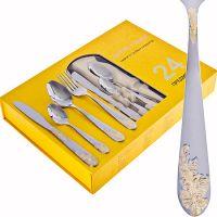Набор столовых приборов Mayer&Boch 24 предмета в подарочной упаковке 26468