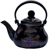 Заварочный чайник Mayer&Boch 800 мл эмалированный с ситом 29754