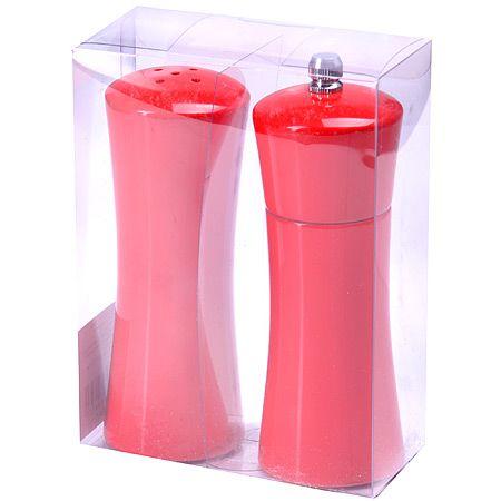 Солонка и перцемолка Mayer&Boch красного цвета 29854