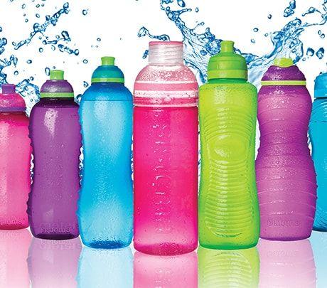 Бутылка для воды SISTEMA Hydrate 620 мл SM-795