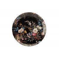 Тарелка Полночные цветы в подарочной упаковке MW637-WK01520