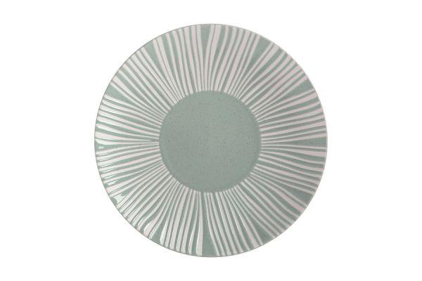 Тарелка (серо-зелёный) Solaris Maxwell & Williams MW602-AX0315