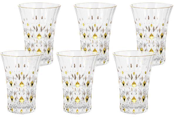 Набор: 6 стаканов для воды Флоренция Same SM3176_656