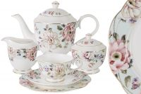 Чайный сервиз Весенний сад 21 предмет на 6 персон Anna Lafarg Emily AL-M2265_21-E9
