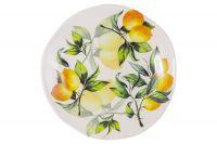 Тарелка обеденная Лимоны Julia Vysotskaya JV3-DP29I-30031