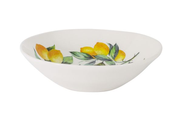 Тарелка суповая Лимоны Julia Vysotskaya JV3-SOP22I-30031