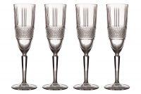 Набор: 4 бокала для шампанского Verona Maxwell & Williams MW793-JQ0003