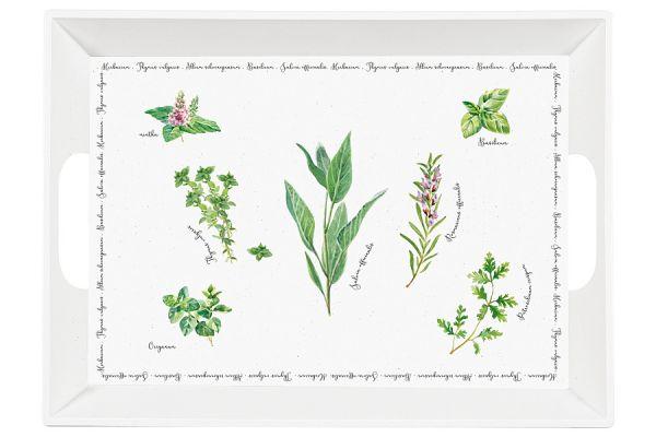 Поднос с ручками Herbarium Easy Life (R2S) EL-R0347_HERU