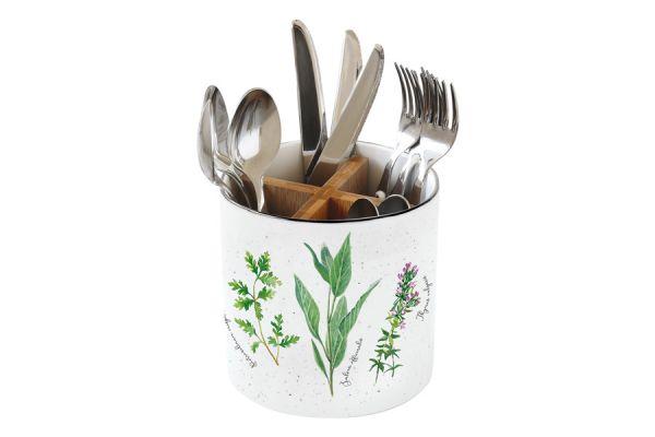 Банка-подставка под кухонные инструменты Herbarium Easy Life (R2S) EL-R2218_HERU