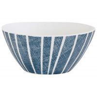 Салатник (синий с белыми полосками) Бриз Easy Life (R2S) EL-R2411_BRZE