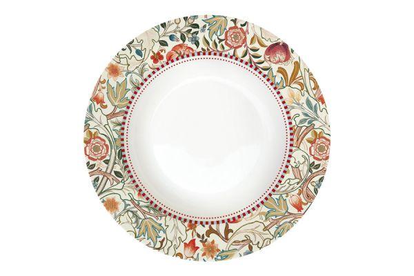 Тарелка суповая (кремовый) Уильям Моррис Easy Life (R2S) EL-R0943_WILN