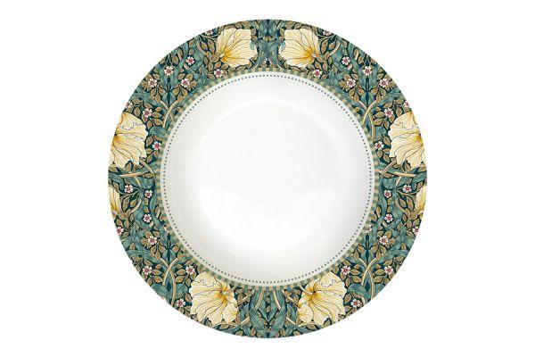 Тарелка суповая (темно-зелёный) Уильям Моррис Easy Life (R2S) EL-R0943_WILB