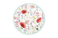 Тарелка закусочная Красные маки Easy Life (R2S) EL-R0944_COQU