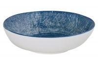 Тарелка суповая 20,5 см Бриз Easy Life синяя EL-R2401_BRZE