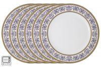 Набор из 6 обеденных тарелок Престиж в индивидуальной упаковке AL-XR11Q04G/6DP-E6