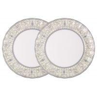 Набор из 2-х обеденных тарелок Жозефина C2-DR_2-K7953