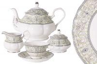 Чайный сервиз из 15 предметов на 6 персон Жозефина C2-TS_15-K7953