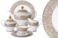 Чайный сервиз Луксор 42 предмета на 12 персон MI2-K3951-E7_42
