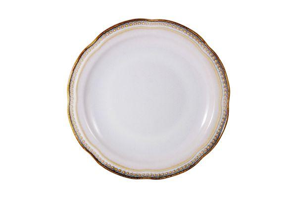 Тарелка закусочная Pompeia (кремовый) без индивидуальной упаковки MC-G767100495C0280