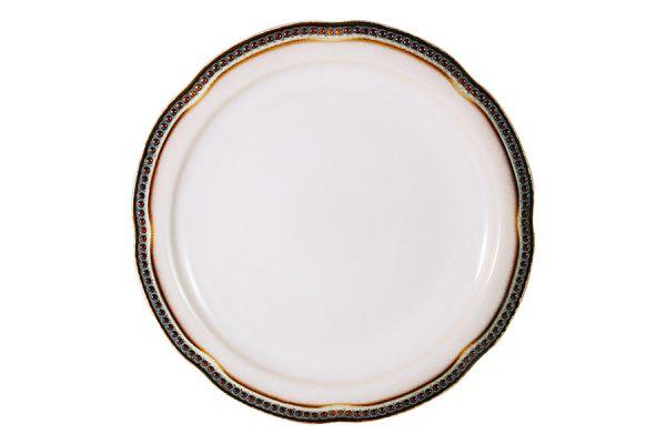 Тарелка обеденная Pompeia (кремовый) без индивидуальной упаковки MC-G764300495C0280