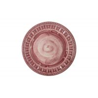 Тарелка закусочная Augusta (розовый) без индивидуальной упаковки MC-F566300328D1531