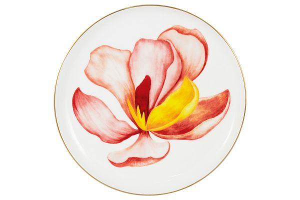 Тарелка Magnolia в подарочной упаковке AL-704M-E11