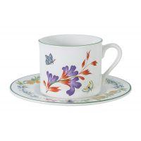 Чашка с блюдцем Летняя сказка в подарочной упаковке IM15018E-A144