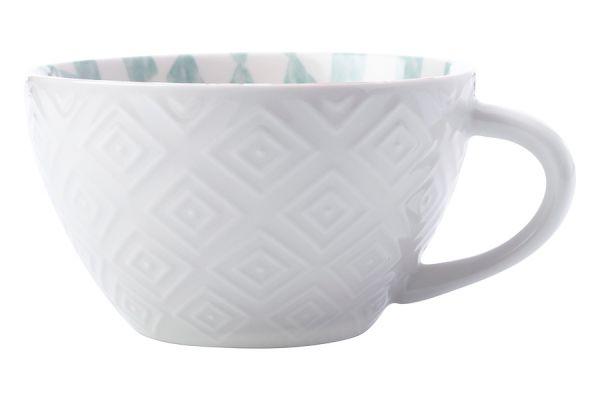 Суповая чашка (зелёный/красный) Alhambra без индивидуальной упаковки MW478-BI0523