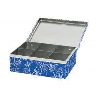 Коробка для чайных пакетиков Пагода без индивидуальной упаковки EL-R0079/PAGD