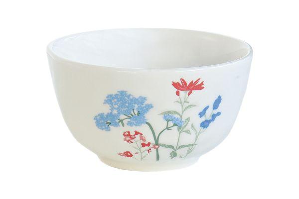 Салатник (голубой) Луговые цветы без индивидуальной упаковки EL-R2221_MILB