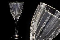 Набор рюмок для ликера Пиза серебро 6 шт SM2105_SAL