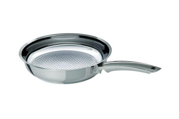 Сковорода Fissler Crispy Steelux Premium 121400241