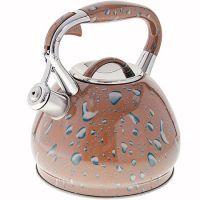 Чайник металлический Mayer&boch 3 л со свистком 29377