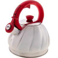 Чайник 2 л металлический со свистком Mayer&boch 29387