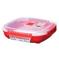 Контейнер низкий 1.3 л SISTEMA Microwave 1106