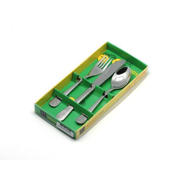 Набор столовых приборов HERDMAR DINO детский 3 предмета 096600300215500000