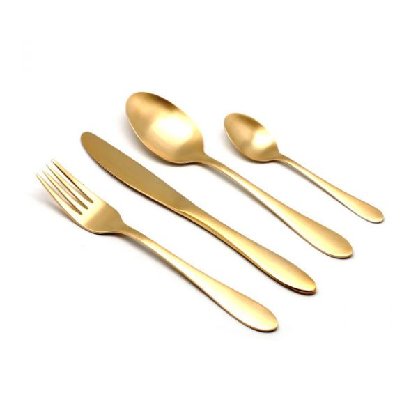 Набор столовых приборов HERDMAR ATLANTA OLD GOLD 24 предмета 027302405171000017