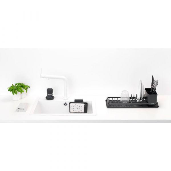 Набор для мытья и сушки посуды Brabantia Sink Side 4 предмета 660184