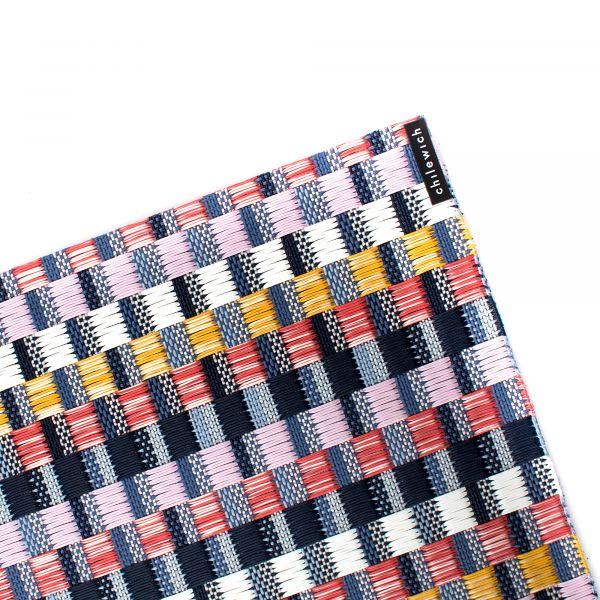 Салфетка подстановочная CHILEWICH HeddleParade 36x48 см винил 100525-002