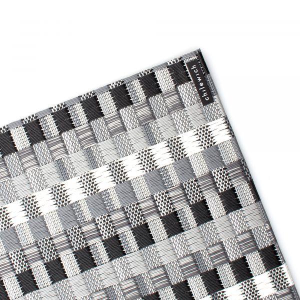 Салфетка подстановочная CHILEWICH Heddle Shadow 36x48 см винил 100525-003