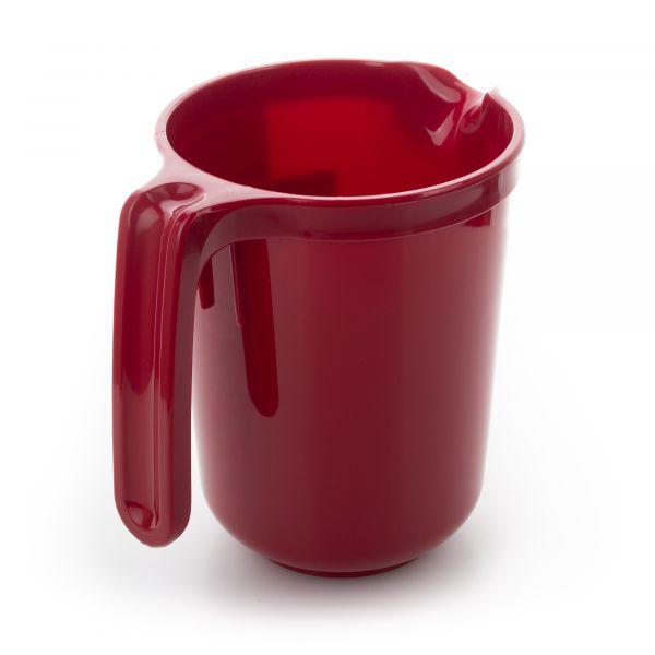 Чаша пластиковая 1 л Westmark, цвет красный, 3128227R