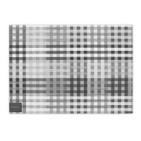 Салфетка подстановочная CHILEWICH Rhythm Vanilla, винил, 36х48 см 100638-001