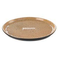 Планча с рифленой поверхностью для гриля 32 см, внешнее огнеупорное покрытие, ROEMERTOPF Lafer BBQ, 03606
