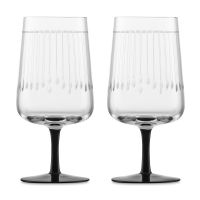Набор бокалов для красного вина 491 мл, ручная работа ZWIESEL GLAS Glamorous, 2 шт 121606