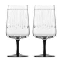 Набор бокалов для белого вина 323 мл, ручная работа ZWIESEL GLAS Glamorous, 2 шт 121607