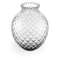 Стеклянная ваза для цветов 28 см IVV Infiore, прозрачная Maggio, 6832.1