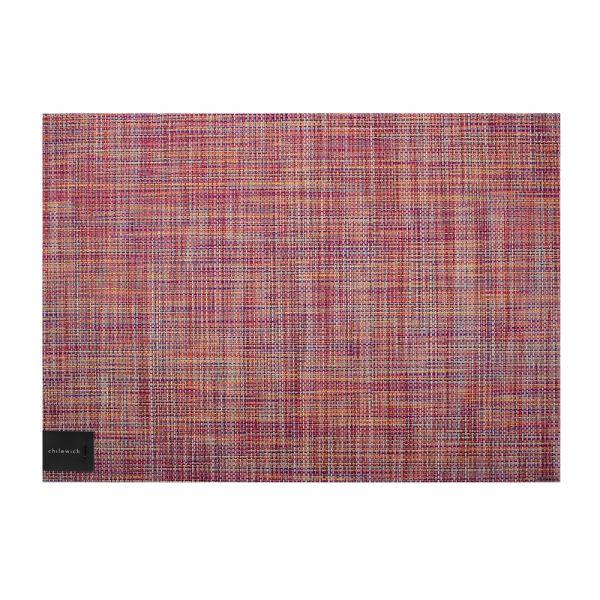 Салфетка подстановочная CHILEWICH Mini Basketweave Festival жаккардовое плетение 36x48 см 100132-039