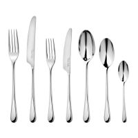 Набор столовых приборов 42 предмета ROBERT WELCH IONA Bright на 6 персон IONBR1099V/42