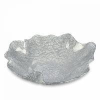 Блюдо глубокое 33 см IVV Folies, цвет серебряный 8289.4