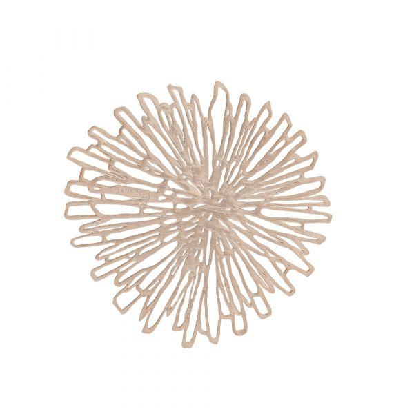Набор салфеток подстановочных для чашек CHILEWICH Bloom Pink Champagne 6 шт 12,2x12,4 см 100566-003
